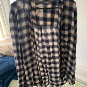 American eagle flannel for unisex.